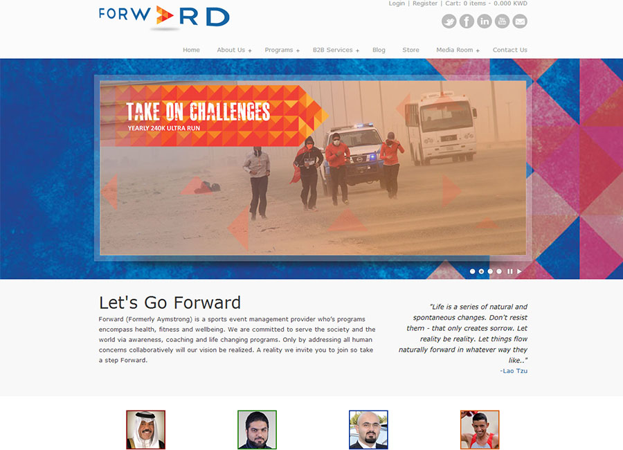 Forward-Sports-Events