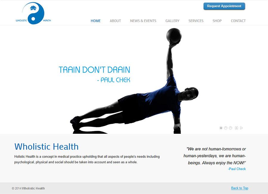 Wholistic-Health
