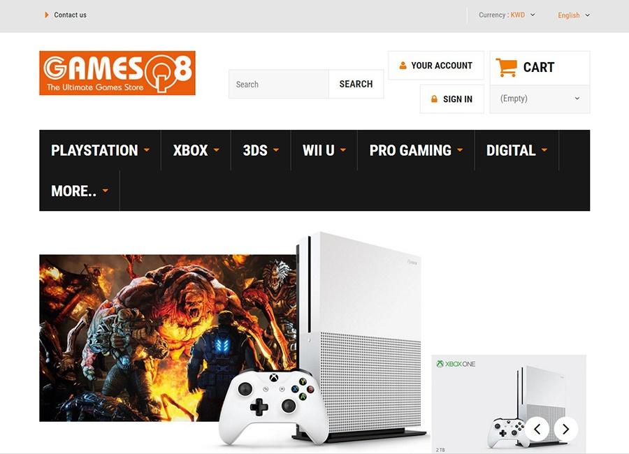 GamesQ8