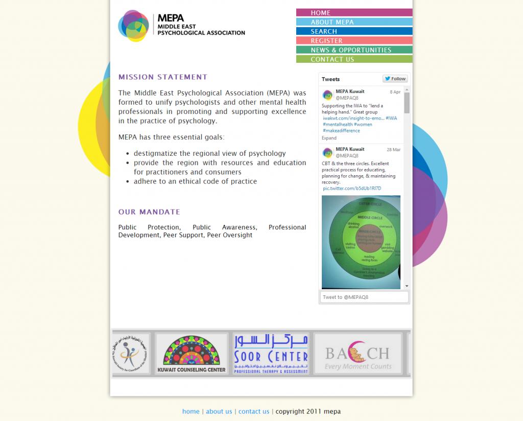 Mepa Directory